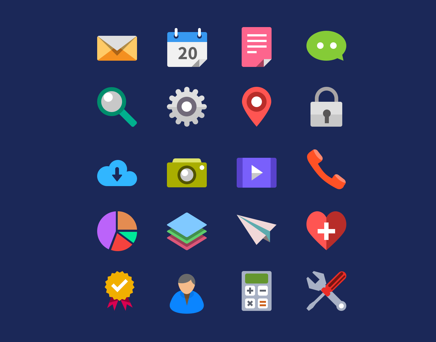 graphicsfuel-flat-free-icons