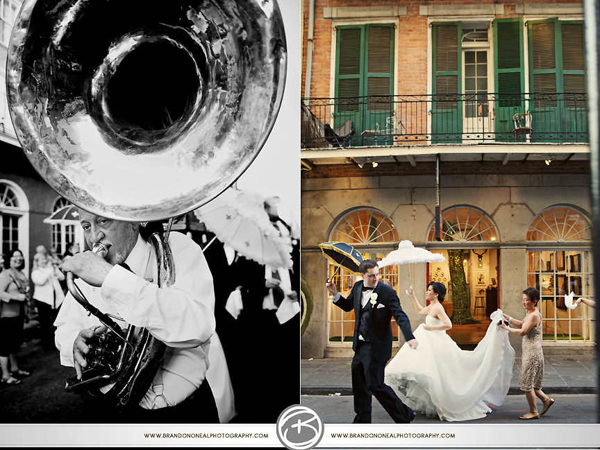 New Orleans French Quarter Wedding 42