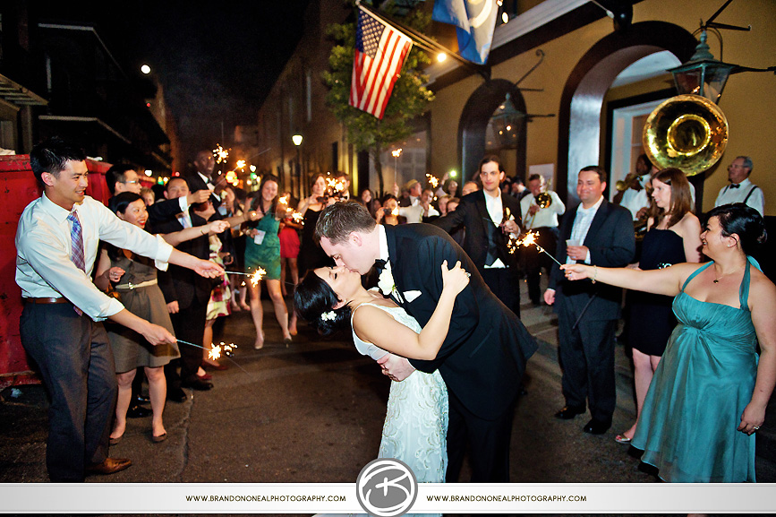New Orleans French Quarter Wedding 65