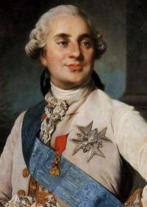 King louis 16 came in throne on 1774