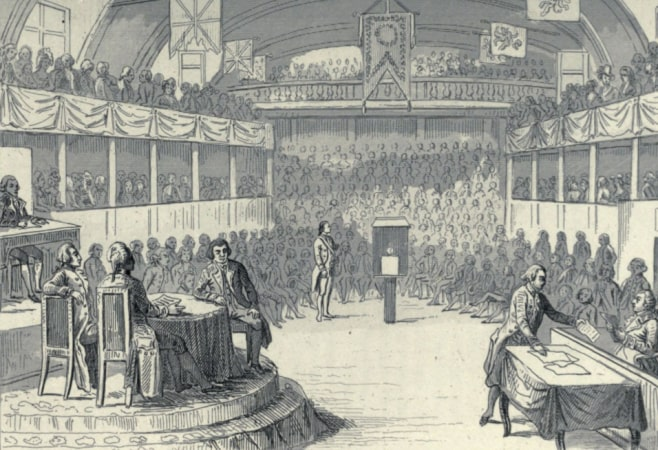 Opening of the Louis XVI trial