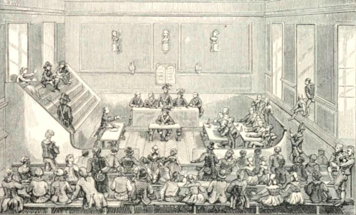 Revolutionary Court