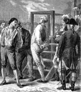 Danton execution.