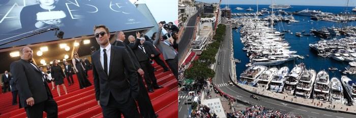 Cannes Film Festival & Monaco Grand Prix