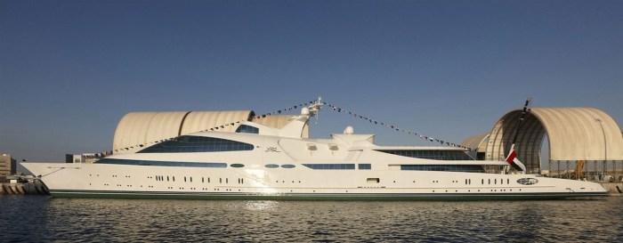 Superyacht YAS Abu Dhabi