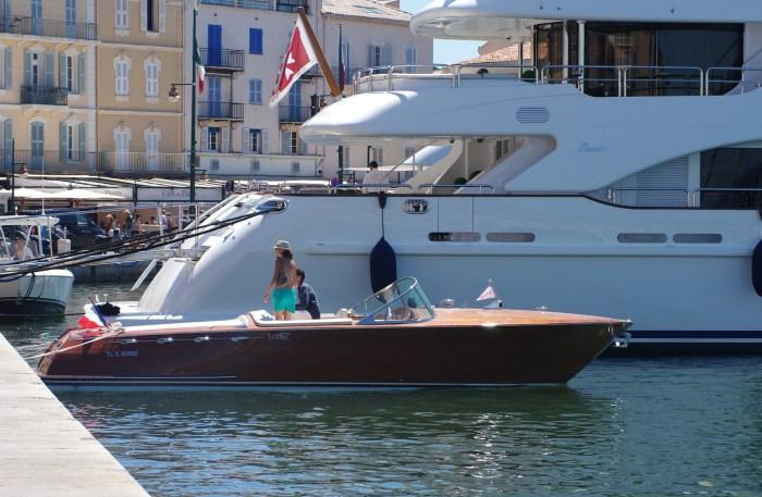 Yacht-St-Tropez-Port