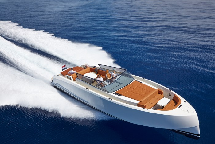 Vanquish VQ48 yacht by Vanquish Yachts
