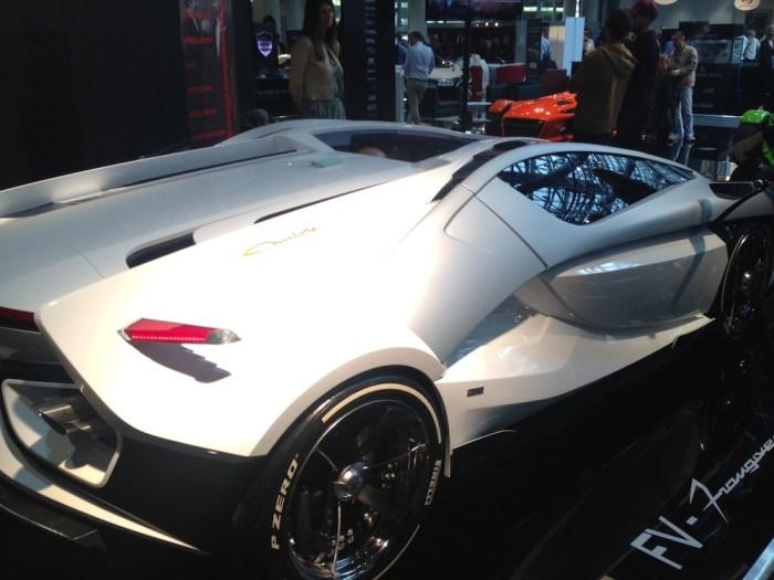 FV-Frangivento – The Charlotte Roadster