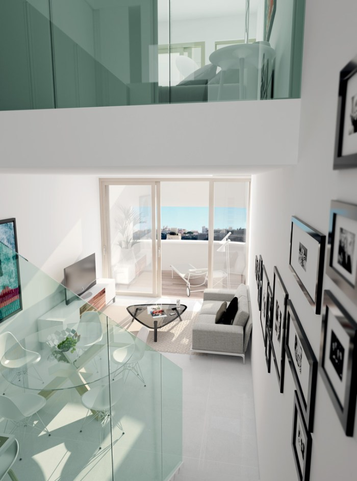 Duplex apartment in Le Stella, Monaco
