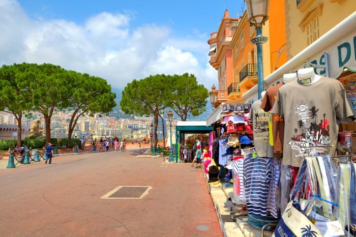 Monaco Street Sale