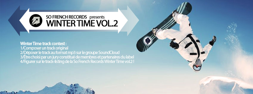 So French Records Winter Time Vol.2