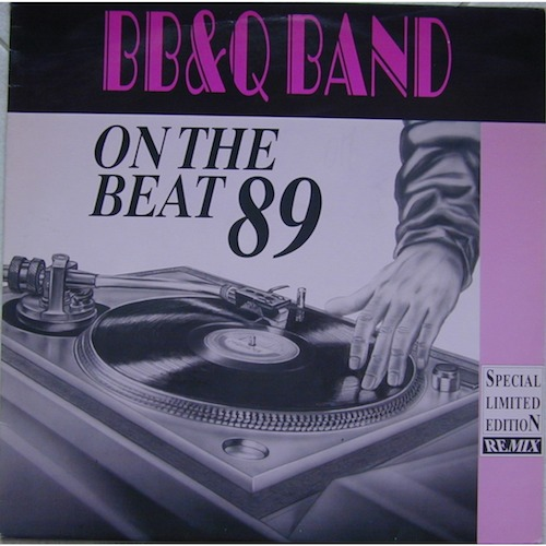 B. B. & Q. Band - On The Beat (Ride The Universe Edit)