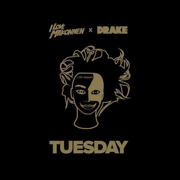 ILOVEMAKONNEN X Drake - Tuesday (LeMarquis Cover)