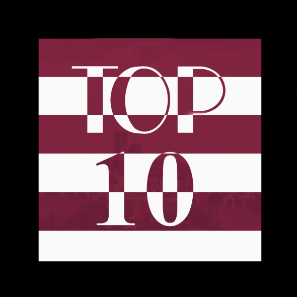 Top 10 Tracks of the Month: April