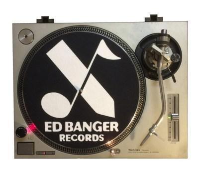 Ed Banger Slipmats