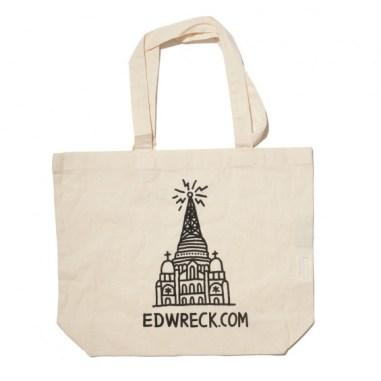 Ed Wreck Tote Bag