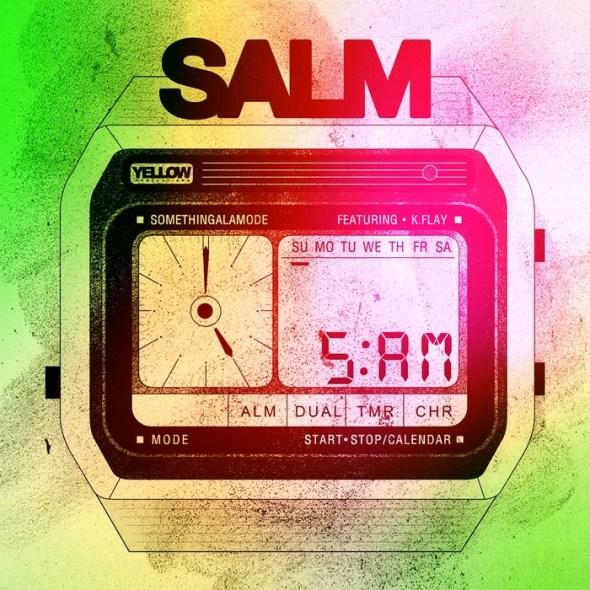 Something A La Mode - 5am