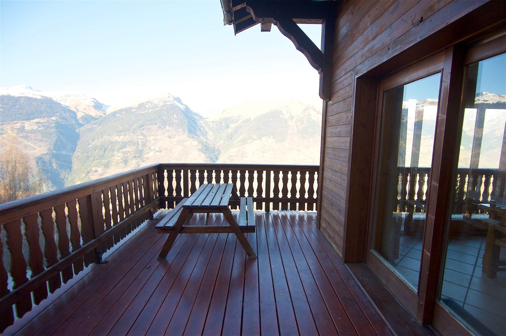 Anniek Balcony