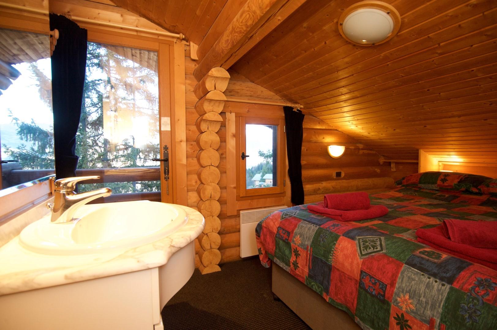Double Bedroom Rear