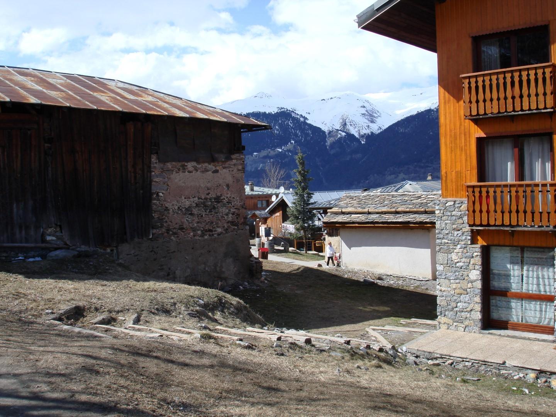 Barn and Development Plot