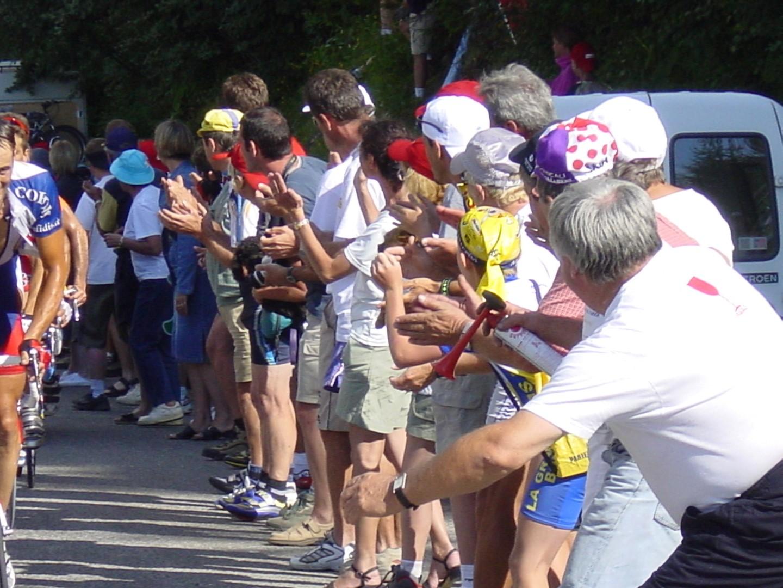 Tour de France La Plagne