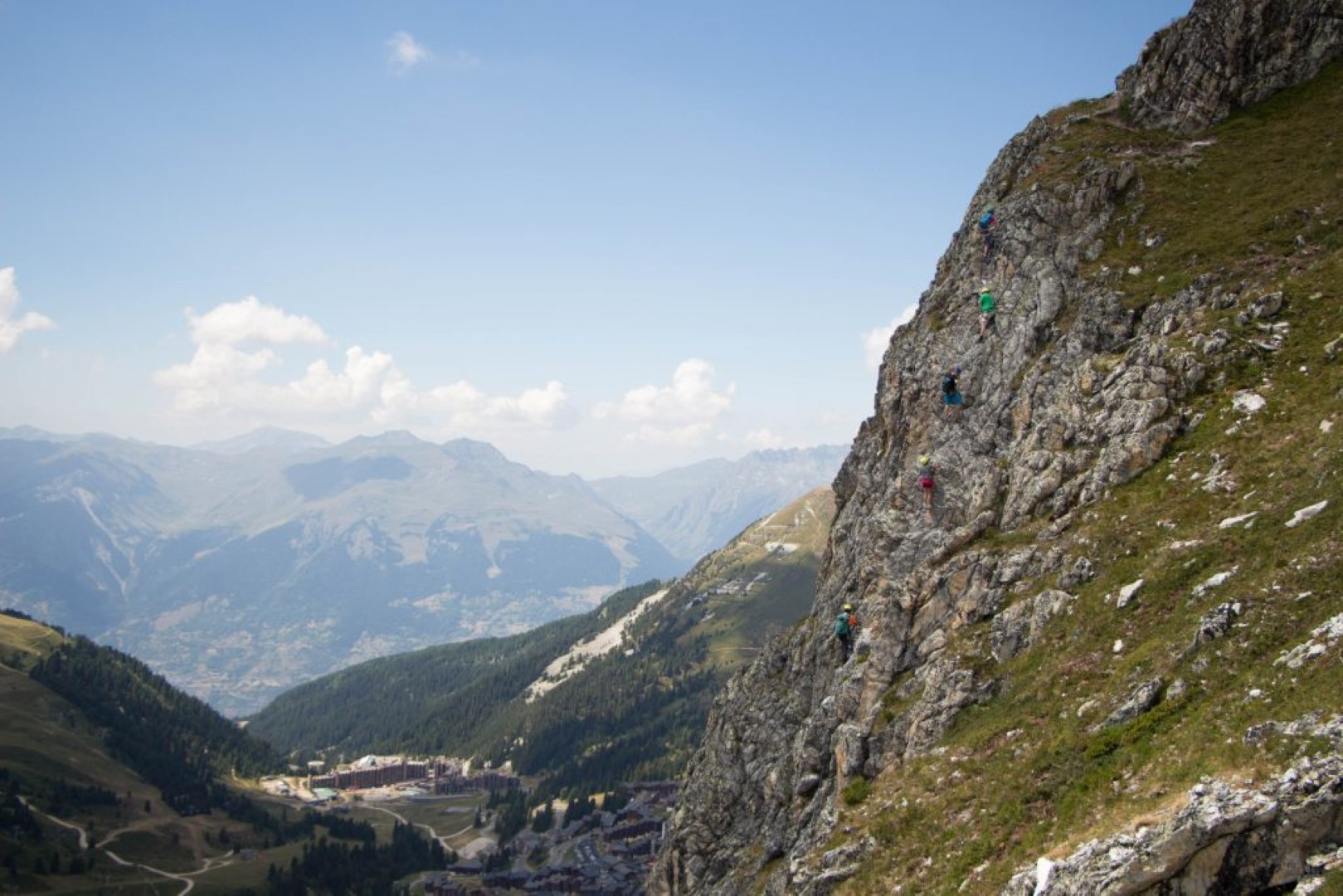 Via Ferrata View