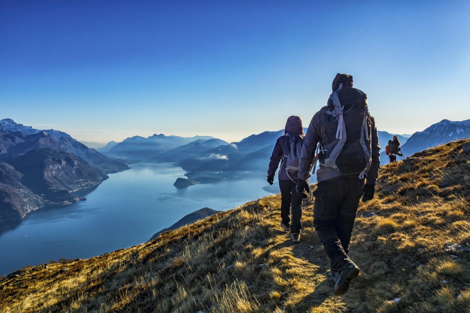 Trekking Lake