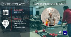 NightClazz - Let's (re)discover web performance! by Zenika