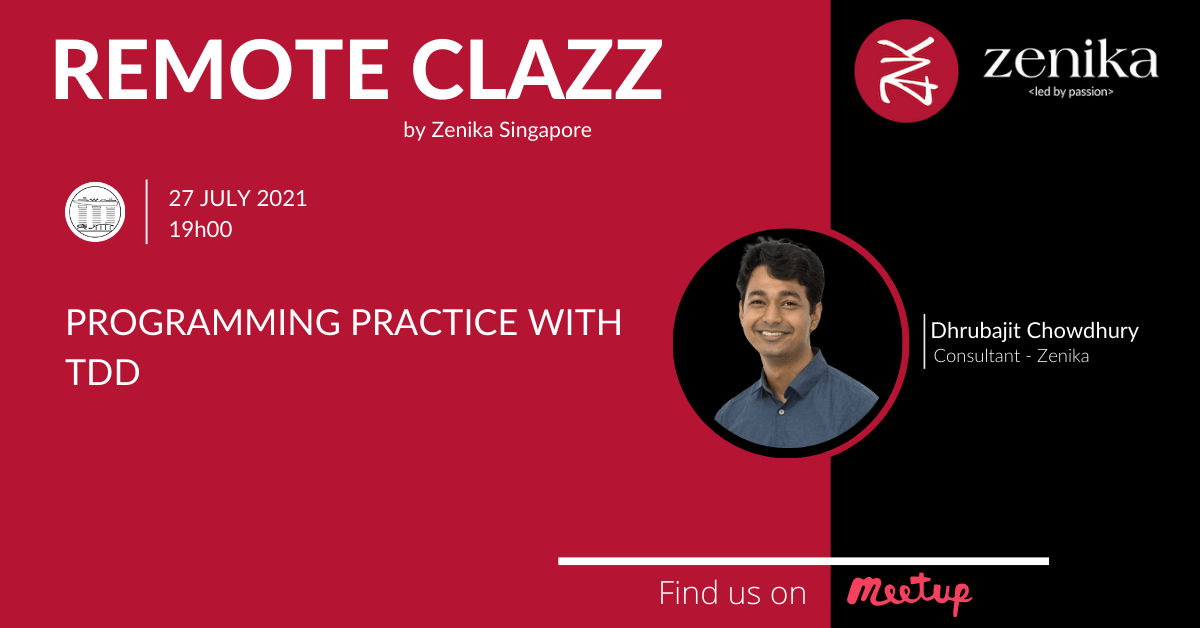 Programming Practice with TDD | RemoteClazz