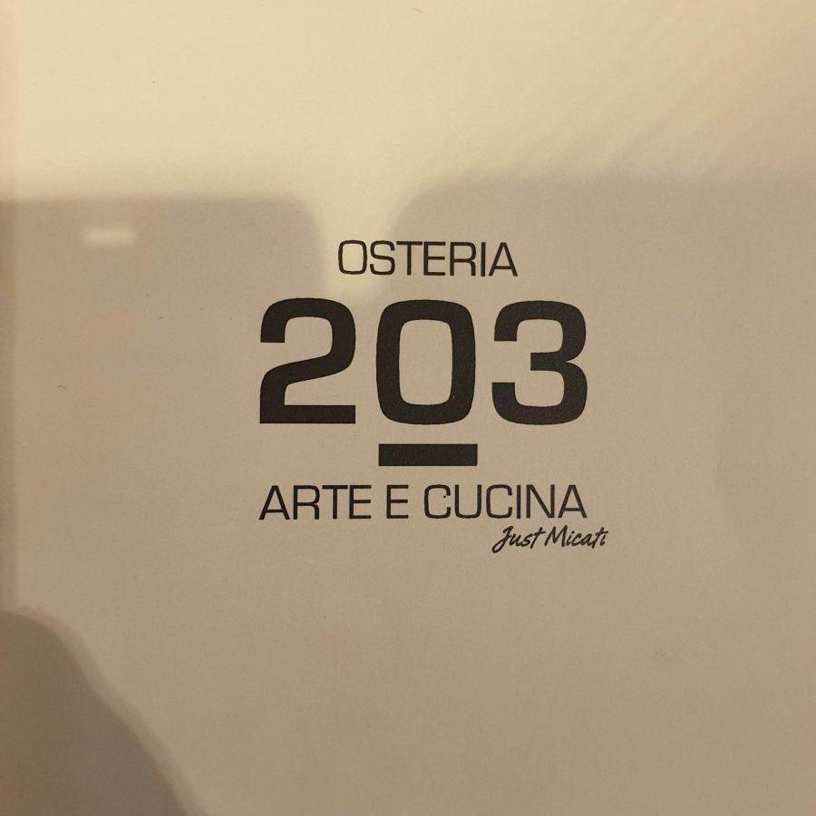 Osteria 203 Lecce, Italie