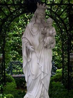 Garden District Sacred Sculpture