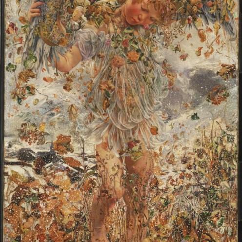 Frederic Leon - The Four Seasons - Winter