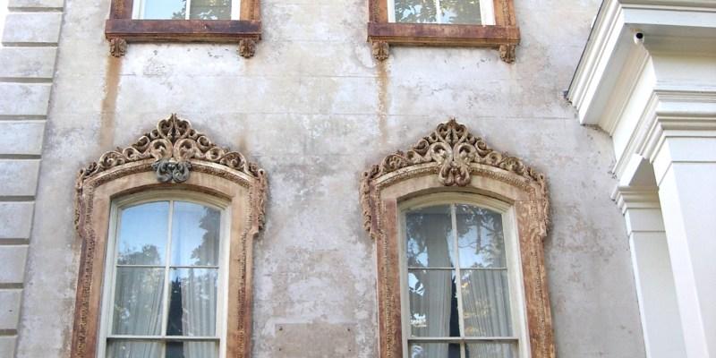 Savannah GA - Historic Home Wrought Iron