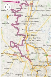 Beaujolais Wine route