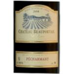 Ch Beauportail label