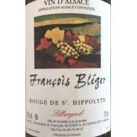 Domaine Francois Bleger wine label