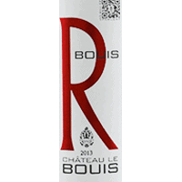 Domaine le Bouis wine label