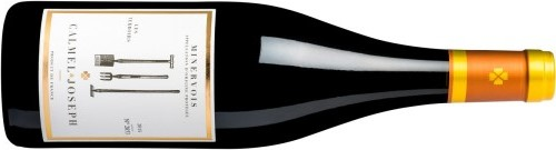 Dpmaine Calmel and Joseph wine