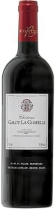 Ch Galot la Chapelle bottle