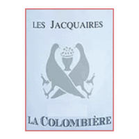 Chateau de la Colombiere Fronton wine label