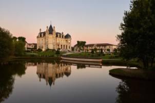 Hotel Chateau Grand Barrail, Saint Emilion