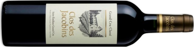 Clos des Jacobins wine
