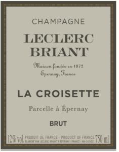 Leclerc-briant label