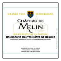 Chateau de Melin wine label