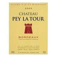 Ch Pey de la Tour label