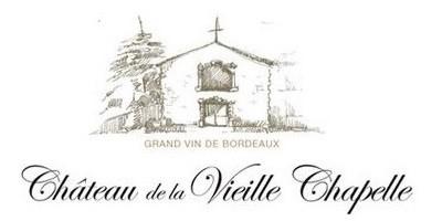 Chateau Vieille Chapelle label