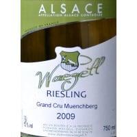 Domaine Waegell wine label