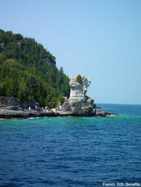 rocher-bruce-peninsula