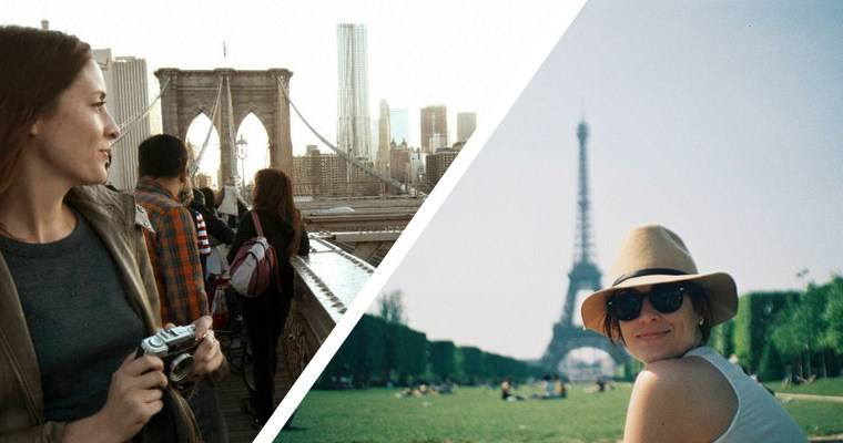 Life in Paris vs New York City