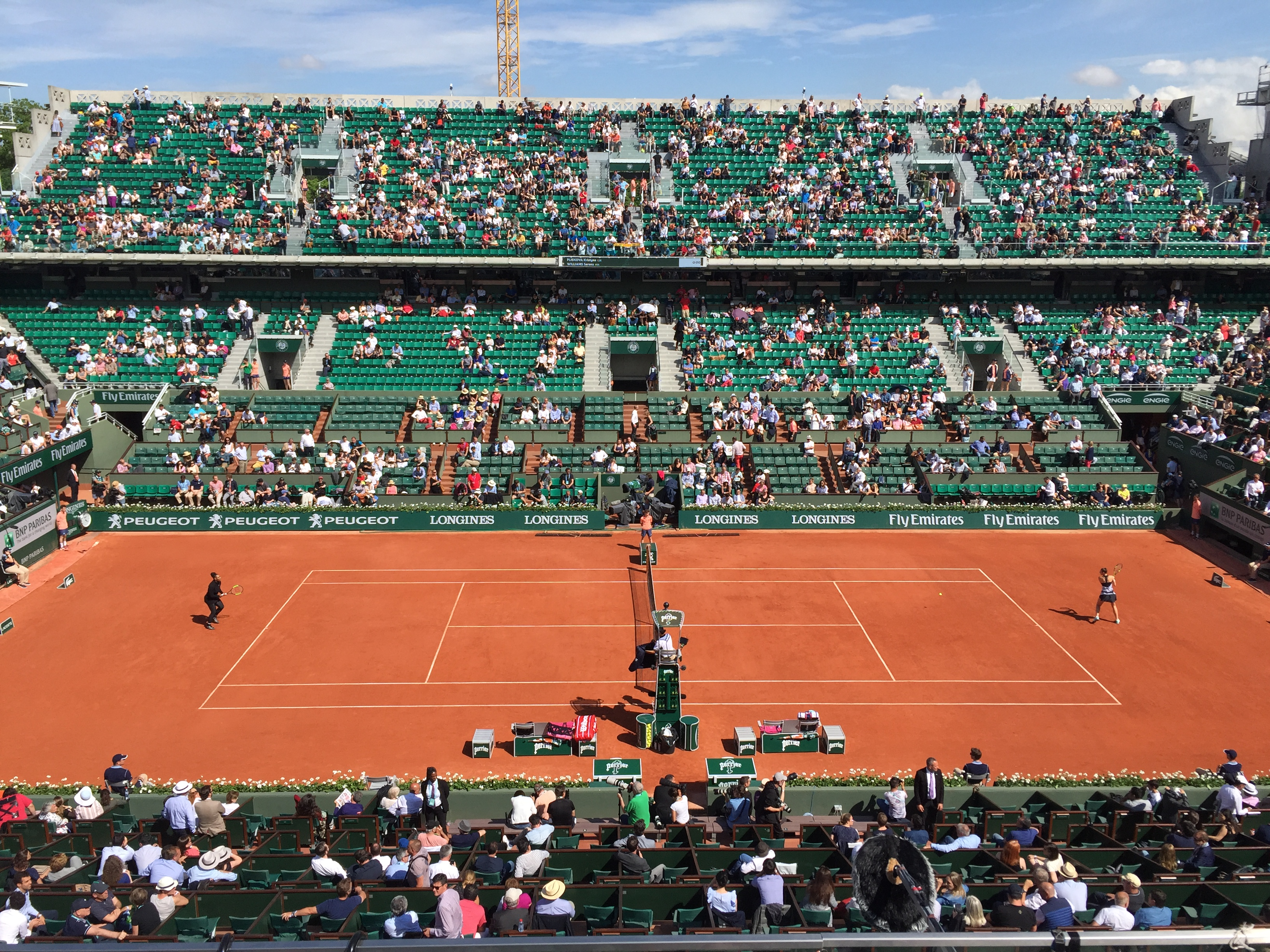 Attending the French Open: BYOBaguette and Mind Your Manners